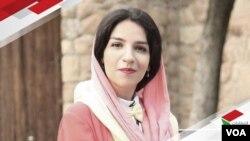 ماری محمدی، فعال حقوق بشر و نوکیش مسیحی در ایران