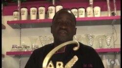 André Bayala est l'un des lauréat de la 8e coupe d'Afrique des métiers de bouche (vidéo)