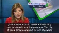 South Korea Seeks to Reuse More E-Waste