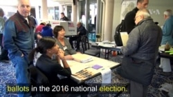 Voters Around US Weigh In on Issues, Candidates