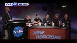 NASA công bố thêm hình ảnh mới về Sao Diêm Vương (VOA60)