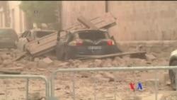 意大利中部發生6.6級地震