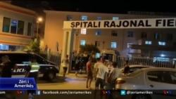 Hetime në Fier për incidentin në spitalin civil
