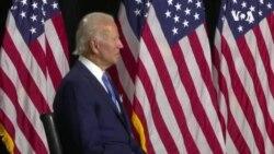 美國民主黨全代會正式提命拜登出征總統大選