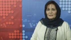 Nasreen Azizi, VOA Dari