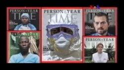 Time'ın 'Yılın Adamı' Ebola'yla Savaşanlar