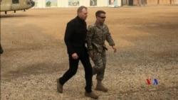 2019-02-11 美國之音視頻新聞: 美代防長:未接到減少駐阿富汗美軍指令