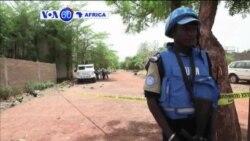VOA60 AFIRKA: A Mali 'Yan Bindiga Sun Bude Wuta, Mali 5, Mayu 2015