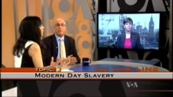 On The Line: MODERN DAY SLAVERY