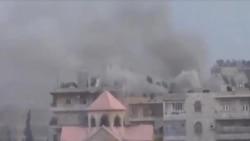 敘利亞宰牲節停火期間仍有部份衝突