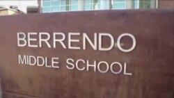 Tiroteo en escuela de Nuevo México