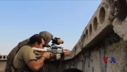 """叙利亚新联军进攻""""伊斯兰国"""""""