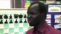 De menino perdido a mestre de Xadrez