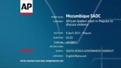 SADC Leaders Meeting ...