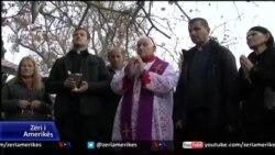 Dom Troshani në shërbesë si kardinal