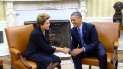 EE.UU. y Brasil pasan la página