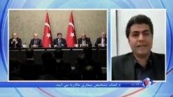 تلاش های دیپلماتیک ترکیه برای مقابله با تحریم های روسیه