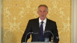British Inquiry on Iraq Finds Blair Overstated Threat Posed by Saddam