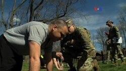 Igualdad de género en el ejército de EE.UU.