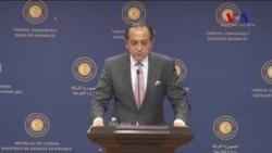 Türkiye'den Suriye'de Güvenli Bölge Tartışmalarına Yanıt
