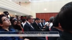 Ông John Kerry nói sẽ còn trở lại Việt Nam
