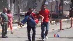 土耳其最新爆炸事件傷27人