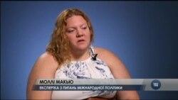Експерт: чому витік інформації у ЗМІ щодо надання Україні летальної зброї свідчить, що план насправді рухається нелегко. Відео