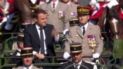 Viaje de Trump a Francia genera expectativas en Europa