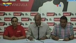 "Gobierno venezolano denuncia presunta ""injerencia extranjera"""