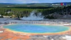 Yellouston Milli Parkı - Geotermal sular və bizonların vətəni