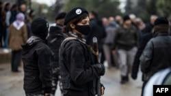 Kamışlı'daki Asayiş Birlikleri