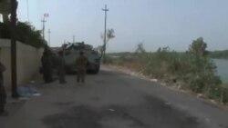 عشایر آموزش دیده توسط کارشناسان آمریکایی به نبرد علیه داعش پیوستند