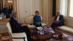 Deadline Looms for Iran Nuclear Talks