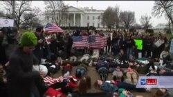 په امریکا کې د وسلوضد مظاهره