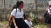"""""""Tenemos un amplio riesgo de morir"""" por COVID-19: maestros en Nicaragua"""