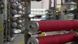 Công nghiệp dệt may Mỹ tăng trưởng, thêm kỹ thuật, bớt công nhâ