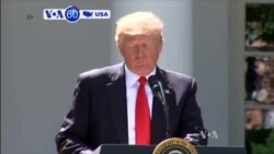 Manchetes Americanas 2 Junho 2017: Trump que Supremo a avaliar a sua proibição a certos viajantes