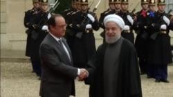 TT Iran ca ngợi bước ngoặt mới trong quan hệ với Pháp