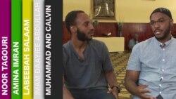 Potret Muslim AS: Muhammad Dumilik dan Calvin Spivey