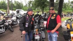 Motorcycle Enthusiasts Deny Being Violent Criminals