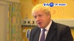 """Manchetes Mundo 25 Outubro 2019: Boris Johnson diz a lider da oposição """"seja homem"""""""