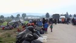 Greqia largon refugjatet nga Idomeni