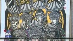 جشنواره «هنر برش کاغذ» به بهانه سال نوی چینی