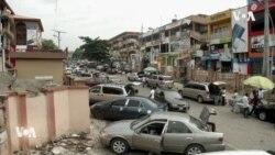 La vente à partir de coffres de voiture bat son plein à Abuja