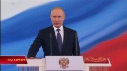 Tổng thống Nga tuyên thệ nhậm chức nhiệm kỳ thứ tư