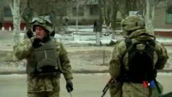 2015-02-11 美國之音視頻新聞: 德法烏俄領導人磋商烏克蘭和平方案