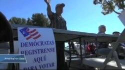 Adaylar California'da Latin Seçmenlere Odaklanmış Durumda