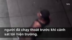 New York truy tìm kẻ phóng hoả đốt người phụ nữ Hồi giáo