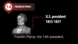 America's Presidents - Franklin Pierce