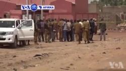 VOA60 Afirka: Jami'an Tsaro Sun Kashe Wasu 'Yan Ta'adda Uku A Ouagadougou Babban Birnin Kasar Burkina Faso